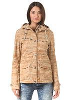 ONEILL Womens Comfort Jacket brown aop