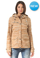 ONEILL Womens Comfort Jacket brown aop