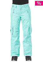 Womens Coral Insulated Snow Pant spearmint