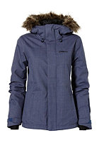 ONEILL Womens Curve Snow Jacket sunrise bl