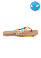 ONEILL Womens Ditsy Sandals green aop