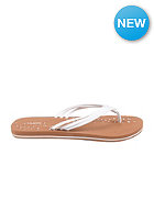 ONEILL Womens Ditsy Sandals powder white