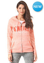 ONEILL Womens Easy Fantastic Sweat fusion coral