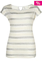 ONEILL Womens Eclectic S/S T-Shirt vaporous white