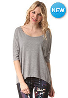 ONEILL Womens El Porto S/S T-Shirt silver melee
