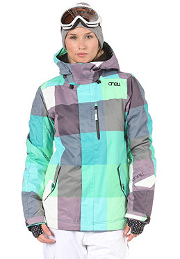 ONEILL Womens Escape Abalone Jacket green/aop