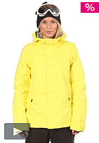 ONEILL Womens Escape Agate Jacket blazing/yellow