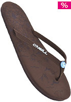 ONEILL Womens Faith Sandals bitter/sweet/brown