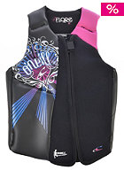 ONEILL Womens Flare Comp Vest black/festival