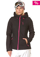 ONEILL Womens Frame Hyperfleece Jacket black out