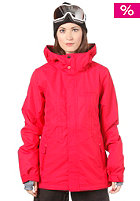 ONEILL Womens Frame Jacket society red