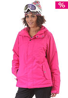 ONEILL Womens Frame Snow Jacket pink rose