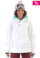 ONEILL Womens Frame Snow Jacket powder white