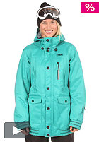 ONEILL Womens Freedom Rose Jacket navigate/green