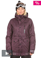 ONEILL Womens Freedom Rose Jacket plum/perfect