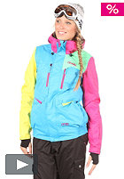 ONEILL Womens Freedom Tourmaline Jacket dresden/blue