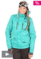 ONEILL Womens Freedom Tourmaline Jacket navigate/green