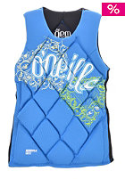 ONEILL Womens Gem Comp Vest baliblue/black