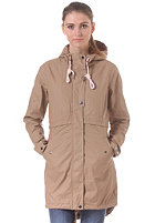 ONEILL Womens Isabel Jacket tobacco brown