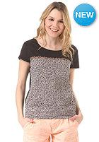 ONEILL Womens Leopard Secret S/S T-Shirt black out