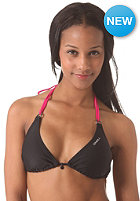 ONEILL Womens M&M Solid Triangle B-Cup Bikini Top black out