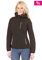 ONEILL Womens Marcasite Hyperfleece Jacket black/out