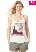 ONEILL Womens Molly Tank Top vaporous white