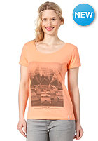 ONEILL Womens Norcal S/S T-Shirt neon peach