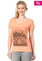 ONEILL Womens Norcal S/S T-Shirt neon peach