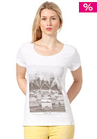 ONEILL Womens Norcal S/S T-Shirt super white