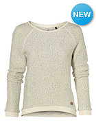 ONEILL Womens Northern Crew Knit Sweat dusty whit