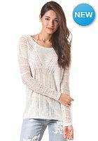 ONEILL Womens O'riginals Desert Knit Sweat super white