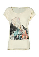 ONEILL Womens O�riginals Montage S/S T-Shirt dusty whit