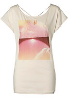 ONEILL Womens O'riginals Sunrise S/S T-Shirt cappucino cream