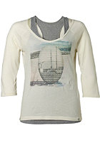 ONEILL Womens Originals Bridge Longsleeve dusty white