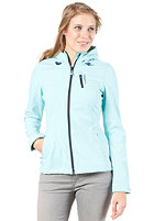 ONEILL Womens Overcast Hyperfleece Jacket aruba blue