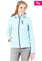 ONEILL Womens Overcast Hyperfleece Jacket aruba blue