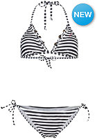ONEILL Womens Palmtrees Triangle B-Cup Bikini Set white aop