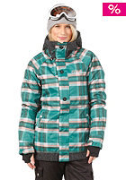 ONEILL Womens Peridot Jacket green/aop