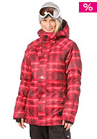 ONEILL Womens Peridot Jacket red/aop/4
