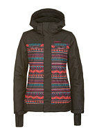ONEILL Womens Peridot Snow Jacket black aop