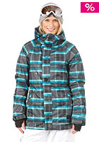 ONEILL Womens Peridot Snow Jacket grey/aop c