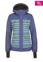 ONEILL Womens Peridot Snow Jacket grey aop w