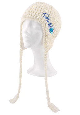 ONEILL Womens Peruvian Beanie powder/white