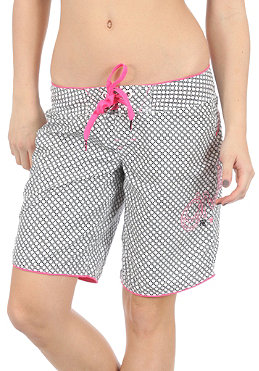 ONEILL Womens Picard Boardshorts white/aop with grey
