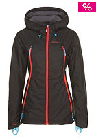 ONEILL Womens Piste Shell Jacket black out