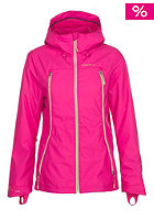 ONEILL Womens Piste Shell Snow Jacket pink rose