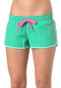 ONEILL Womens PW Aloha Shorts jelly green