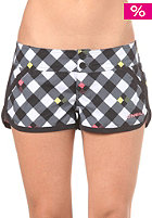 ONEILL Womens PW Check Maid Boardy Shorts white aop