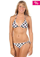 ONEILL Womens PW Check Triangle Bikini C-Cup white aop